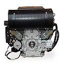 Бензиновый двухцилинровый двигатель LIFAN 2V78F-2A 24 л.с, фото 2