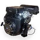 Бензиновый двухцилинровый двигатель LIFAN 2V78F-2A 24 л.с, фото 4