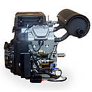 Бензиновий двоцилінровий двигун LIFAN 2V78F-2A 24 к. с, фото 6