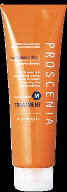 "Lebel Proscenia Treatment M Маска для волос ""Увлажнение и мягкость"" 240 мл"