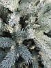 Ель искусственная литая голубая 2.5 м., фото 2