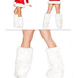 Новорічне плаття снігуроньки, фото 8
