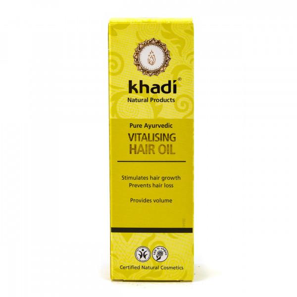 Масло, стимулирующее рост волос - Khadi 10ml