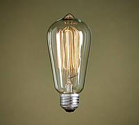 Лампа Эдисона LOFT ST 64  E27 40W VITO лофт, фото 1