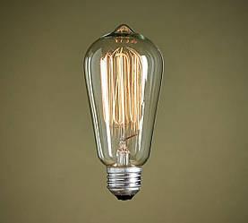 Лампа Едісона LOFT ST 64 40W E27 VITO лофт
