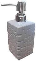 Дозатор для мыла 350мл S&T Аметист 887-03-02 S&T