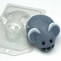 Форма пластиковая Мышонок