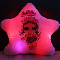 """Подушка-ночник """"Кукла LOL"""", фото 1"""