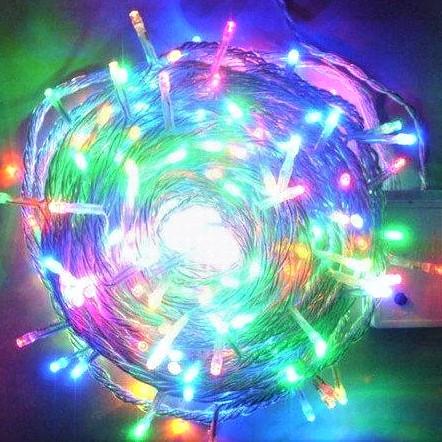 Гирлянда 300LED (СП) 25м Микс (RD-7144), Новогодняя бахрама, Светодиодная гирлянда, Уличная гирлянда