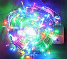 Гирлянда 300LED (СП) 25м Микс (RD-7144), Новогодняя бахрама, Светодиодная гирлянда, Уличная гирлянда, фото 3