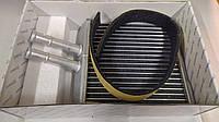 Радиатор печки Lanos Ланос, Sens Сенс алюминиевый SHIKOO 96201949