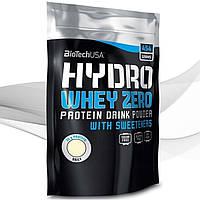 Протеин гидролизат BioTech Hydro Whey Zero 454 gr