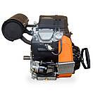 Бензиновый двухцилинровый двигатель LIFAN 2V80F-2A 29 л.с., фото 4