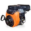 Бензиновый двухцилинровый двигатель LIFAN 2V80F-2A 29 л.с., фото 3