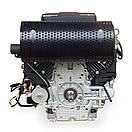 Бензиновый двухцилинровый двигатель LIFAN 2V80F-2A 29 л.с., фото 7