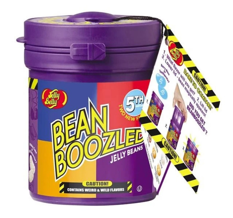 Диспенсер. Бін Бузлд Bean Boozled Mystery Bean Dispenser 5th edition