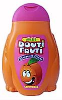 Douti Fruti шампунь и гель для душа с ароматом персика (300 мл)