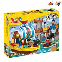 Пиратский набор, конструктор для детей
