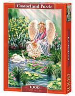 Пазл Castorland Семья ангелов 1000 эл С-103874 (tsi_44655)
