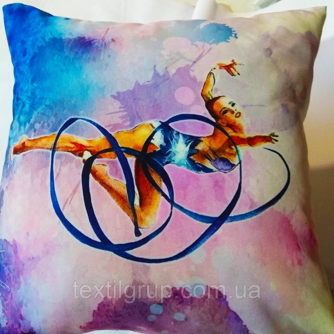 Подушка подарок для гимнасток, фото 1