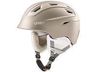 Горнолыжный шлем Uvex Fierce Prosecco Met Mat 2020, фото 1