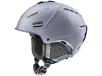 Горнолыжный шлем Uvex P1us 2.0 Strato Met Mat 2020