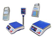 Весы торговые электронные Дозавтоматы