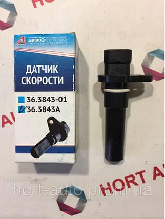 Датчик скорости ВАЗ 1117, ВАЗ 1118, ВАЗ 1119, Калина, фото 2