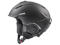 Горнолыжный шлем Uvex Magnum Oversize Black 2020