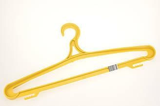 Плечики для одежды Усиленные 43 см разноцветные