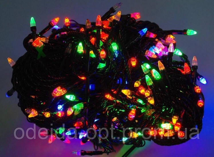 """Светодиодная гирлянда LED """" Иголка - рис"""""""