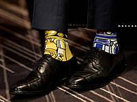 Высокие мужские носки Звёздные войны - Штурмовик, фото 5