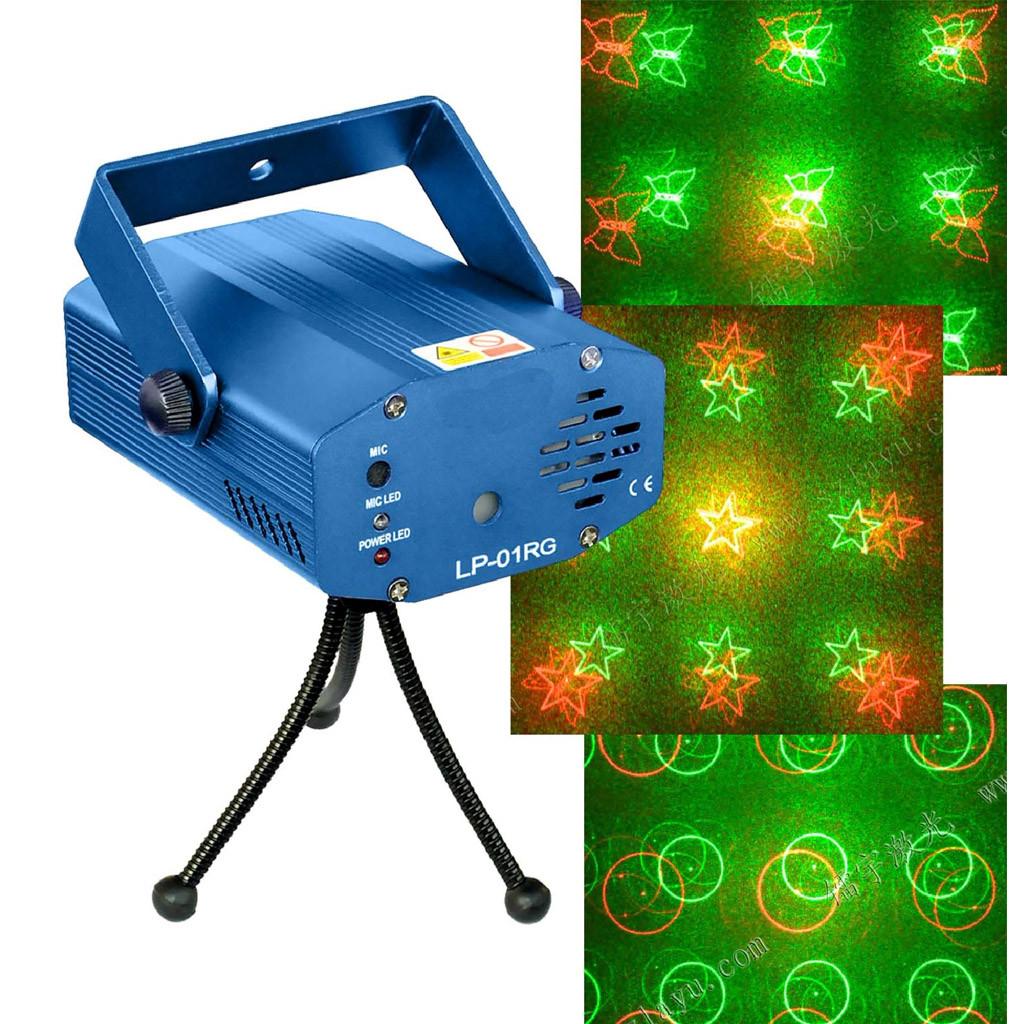 Лазерный проектор для дома (рисунки) - фото 1