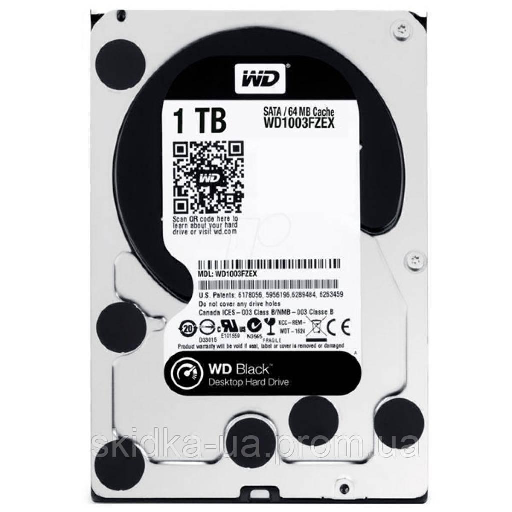 Купить Жесткий диск 3.5 1TB Western Digital (WD1003FZEX)