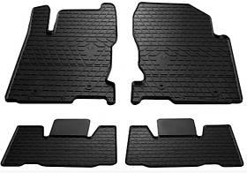 Коврики резиновые в салон Lexus NX 2014- (200/200T/300H) (4 шт) Stingray 1028024