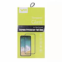 Защитное стекло Veron Samsung J7 2017 (J730) Черное