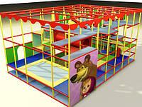 Игровые комнаты для детей, играленд