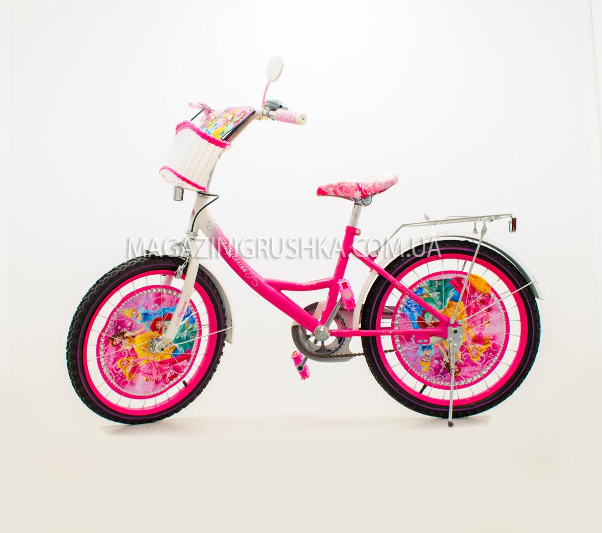 """Велосипед Profi Trike PS 205 """"Принцессы Диснея"""""""