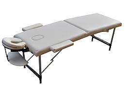 Массажный стол  ZENET  ZET-1044 размер L ( 195*70*61) Крем