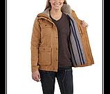 Куртка теплая Carhartt размер M-L, фото 3