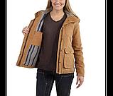 Куртка теплая Carhartt размер M-L, фото 4