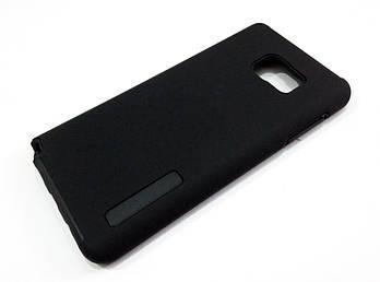 Чехол противоударный Dual Pro для Samsung Galaxy Note 5 n920 поликарбонат черный