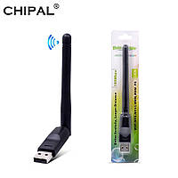USB-WiFi адаптер Chipal Ralink RT5370 150 мбит/с