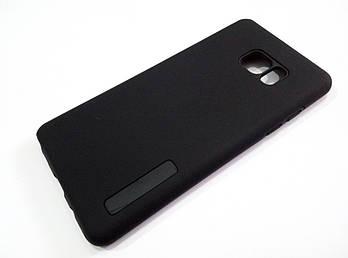 Чехол противоударный Dual Pro для Samsung Galaxy Note 7 n930 поликарбонат черный