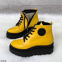Желтые ботинки, фото 3