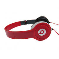 Наушники Monster Beats by Dr.Dre Solo HD Red, фото 1