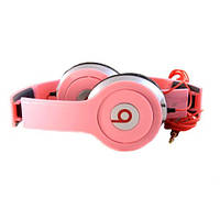 Наушники Monster Beats by Dr.Dre Solo HD Pink
