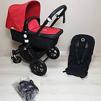 Детская коляска Bugaboo Cameleon 3 Red Бугабу Камелеон