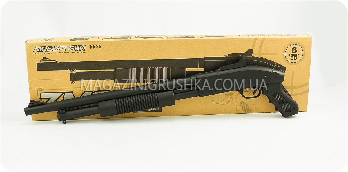 Винтовка Винчестер металлический  «Airsoft Gun» ZM61