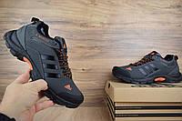 Adidas Climaproof  кроссовки адидас зимние мужские серые